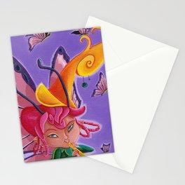 La fée sylphe Stationery Cards