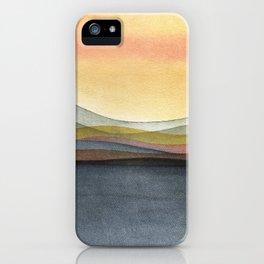 Trippy Landscape 3 iPhone Case