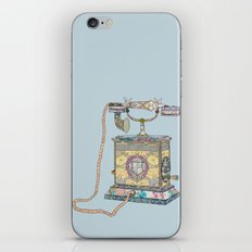 waiting for your call since 1896 iPhone Skin