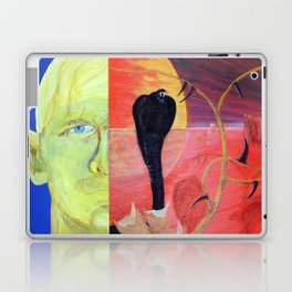 Nature_blue Laptop & iPad Skin