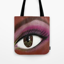 A K A Eye of the Beholder Tote Bag