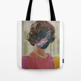 Of Pearls and Stars Tote Bag