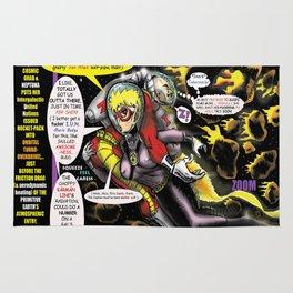 Page #4 of Tex Watt's  (UNCENSORED) SUNDAY COMIX POP-ART Rug