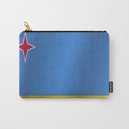 Flag of Aruba Carry-All Pouch