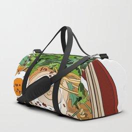 Soy Ramen Noodle Duffle Bag