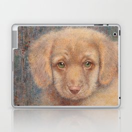 Retriever puppy Laptop & iPad Skin