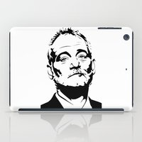 bill murray iPad Cases featuring Bill Murray The Best by Spyck
