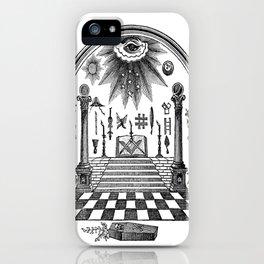 The Pillars iPhone Case