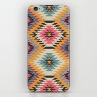 navajo iPhone & iPod Skins featuring Navajo Dreams by Bohemian Gypsy Jane