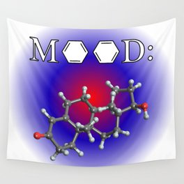 Mood - Testosterone Wall Tapestry