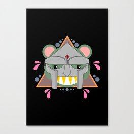 The Villain Canvas Print