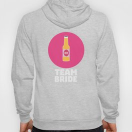 Team Bride Henparty T-Shirt for all Ages Dn70s Hoody