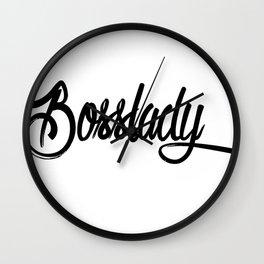 Bosslady Wall Clock