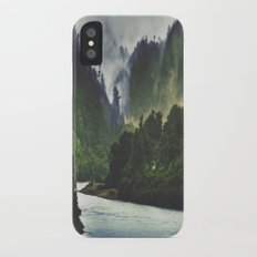 The Spirit Of The River Slim Case iPhone X