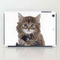 meow iPad Cases featuring Meow! by 83 Oranges™