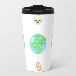 Anthropology: The Four Subdisciplines (Version 1.0) Travel Mug