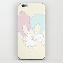 Dive into unconscious iPhone Skin