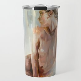 Vanishiong Point Travel Mug