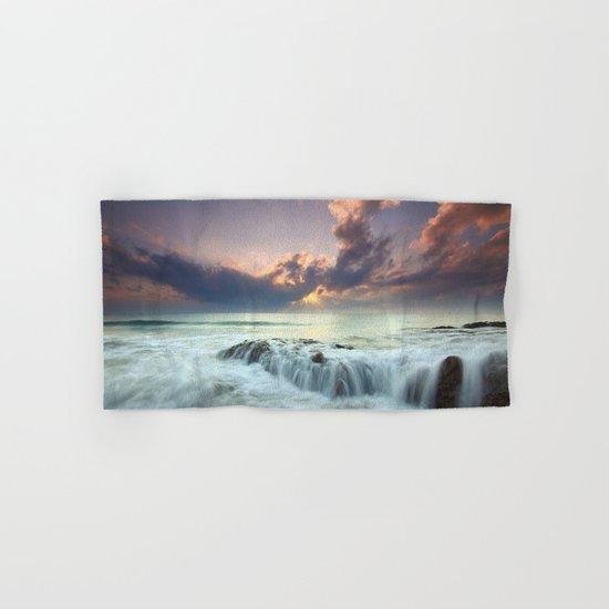 Sunrise sea sky 4 Hand & Bath Towel