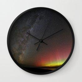 Milky Way Just Love III Wall Clock