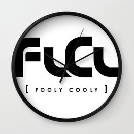 FLCL - Fooly Cooly Wall Clock