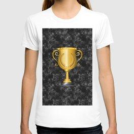 Trophy cup T-shirt