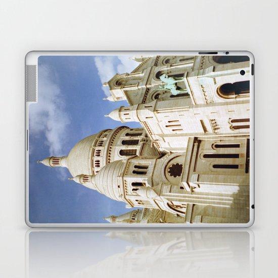 Sacre Coeur, Paris  Laptop & iPad Skin