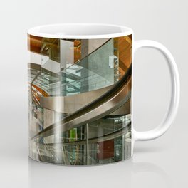 Escalator Coffee Mug