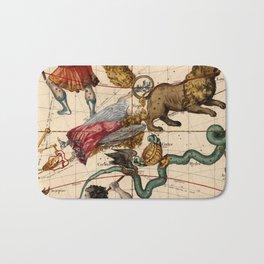 Constellation Chart 1693d Bath Mat