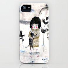 Cat and me Slim Case iPhone (5, 5s)