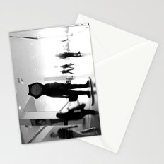 Time goes by Stationery Cards