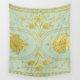 sunshine over versailles Wall Tapestry