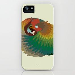 Chicken Dream iPhone Case