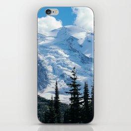 Mount Adams Glacier iPhone Skin
