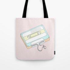 C A S S E T T E Tote Bag