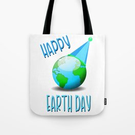 Happy Earth Day Tote Bag
