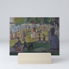 A Sunday on La Grande Jatte Mini Art Print