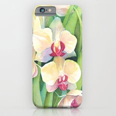 Cascading orchids Slim Case iPhone 6s