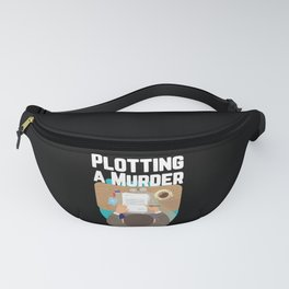 Author Gift and the perfect Writting Tshirt Fanny Pack