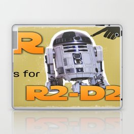 R is for... Laptop & iPad Skin