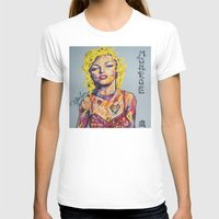 monroe T-shirts featuring Monroe by somanypossibilities