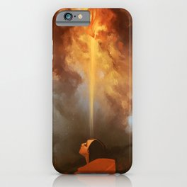 Introcession iPhone Case