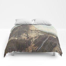 Nevada Falls Yosemite Comforters