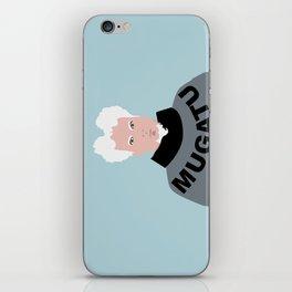 Mugatu iPhone Skin