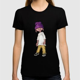 Shorty Hamilton - Adventures of the Eastside Pigs T-shirt