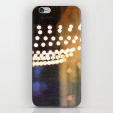 Floating Bokeh iPhone & iPod Skin