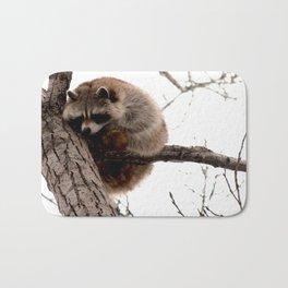 Raccoon2 Bath Mat