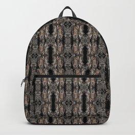 Pine Bark Pattern by Debra Cortese Design Backpack