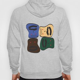Happy or Angry Hoody