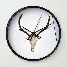 Haphazard - V Wall Clock